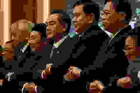 """ASEAN """"lo ngại nghiêm trọng"""" về hoạt động cải tạo đất ở Biển Đông"""