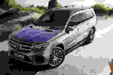 Lộ diện Mercedes-Benz GLS