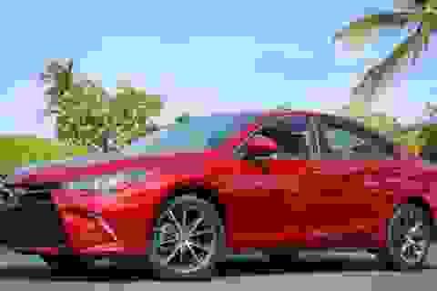 Sẽ có xe Toyota Camry dùng động cơ tăng áp