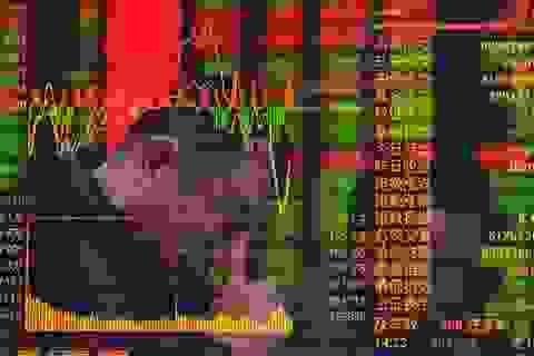 """Chứng khoán toàn cầu """"đỏ lửa"""" theo Trung Quốc"""