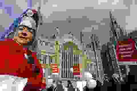 Anh phát động chiến dịch bỏ phiếu ủng hộ việc rời khỏi EU