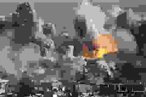 Syria và hậu quả sau những cuộc không kích