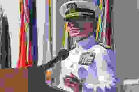 Tư lệnh Mỹ: Trung Quốc phá hoại hệ sinh thái Biển Đông