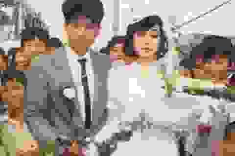 Dân mạng đua nhau khoe ảnh cưới của bố mẹ