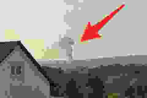 Máy bay chiến đấu F-16 của Mỹ rơi xuống rừng ở Đức