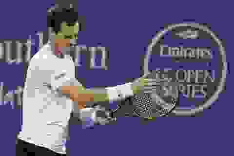 Murray ngược dòng thành công, Nadal thành khán giả