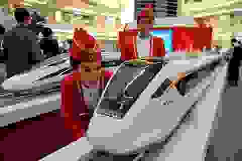 """Trung Quốc """"vượt mặt"""" Nhật Bản giành hợp đồng tàu cao tốc ở Indonesia"""