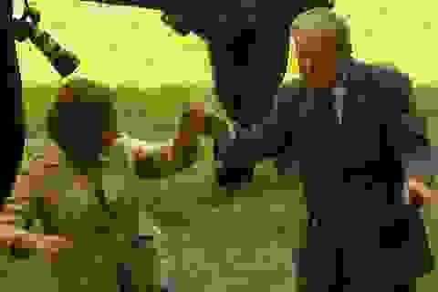 Cựu Tổng thống Bush trổ tài khiêu vũ