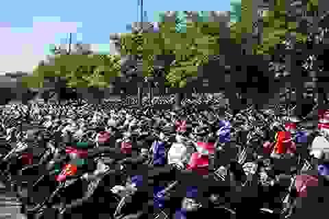 Người dân xem diễu binh mừng Quốc khánh gửi xe ở đâu?