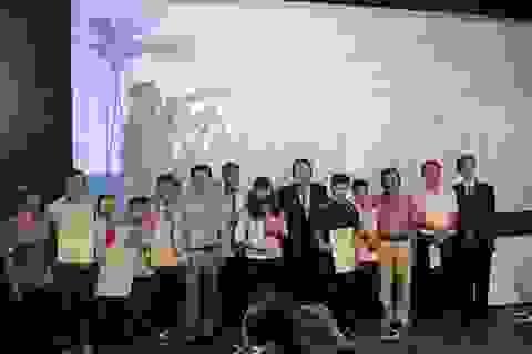 Đại sứ quán Nhật Bản tổ chức cuộc thi làm phim dành cho học sinh Việt Nam