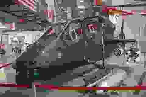 Trung Quốc chế tạo trực thăng chiến đấu tàng hình thế hệ mới