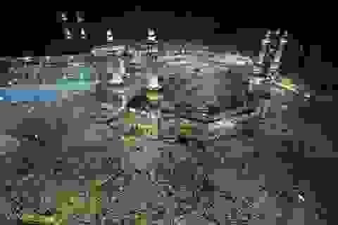 Mecca - thánh địa linh thiêng của người Hồi giáo