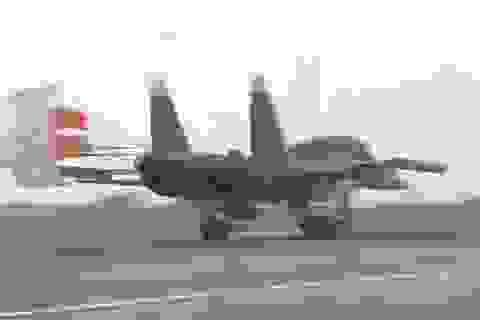 Chiến đấu cơ Nga san phẳng nhà máy chế tạo bom của IS
