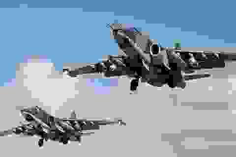 Syria cung cấp thông tin tình báo cho chiến dịch không kích của Nga