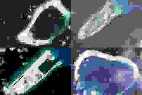 Mỹ sẽ điều tàu tới đảo nhân tạo phi pháp nào của Trung Quốc ở Biển Đông?