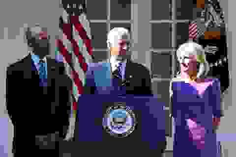 Phó tổng thống Mỹ Joe Biden tuyên bố không tranh cử vào Nhà Trắng