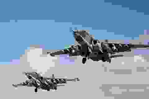 Nga đưa các hệ thống tên lửa tới Syria
