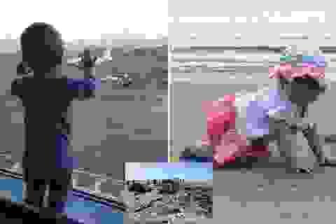 Thi thể bé gái biểu tượng trong tai nạn máy bay Nga bị văng xa 33 km