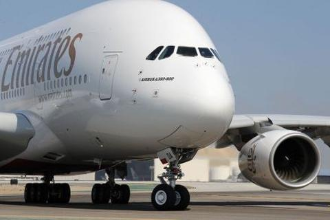 """Trình làng """"pháo đài bay"""" A380 với 615 ghế ngồi"""