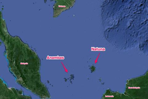 """Indonesia yêu cầu Trung Quốc làm rõ về """"đường lưỡi bò"""""""