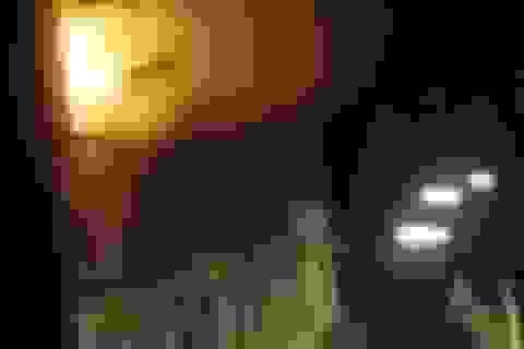 Quay được cảnh nữ khủng bố kích nổ bom tự sát