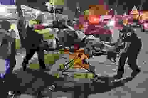 Nổ súng vào đám đông tại Mỹ, 16 người bị thương