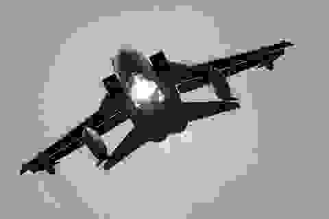 Tornado - tiêm kích đa năng vào cuộc không kích IS