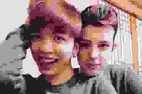 """Cặp đồng tính Việt – Mỹ từng """"gây sốt"""" đã chia tay"""