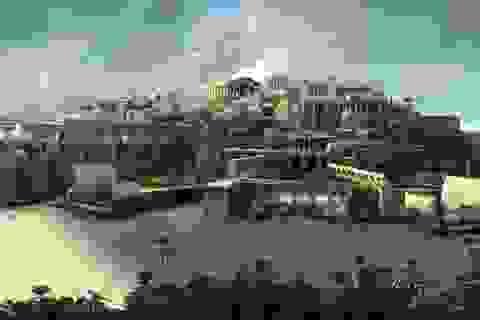 Bí ẩn về thành phố mất tích Atlantis