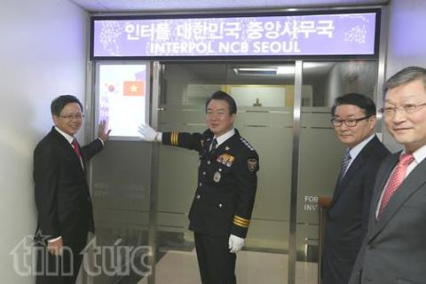 Cảnh sát Hàn Quốc lập tổ liên lạc hỗ trợ kiều dân Việt Nam