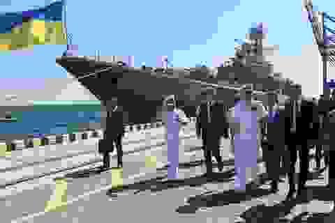Tham vọng khôi phục lực lượng hải quân của Ukraine