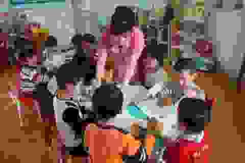 Cô giáo mầm non chia sẻ kinh nghiệm dạy trẻ