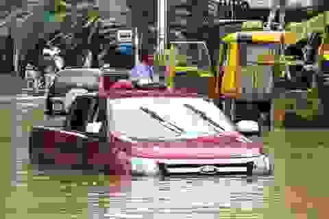 Nhiều chủ xe ô tô tại Quảng Ninh không được bồi thường
