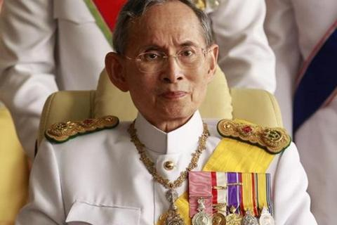 Vua Thái Lan điều trị nhiễm trùng máu, viêm phổi
