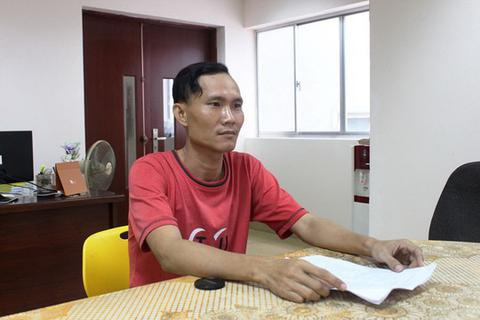 """Đưa sang Malaysia """"chui"""", về đòi lại phí"""