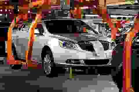 GM bị chỉ trích vì định nhập xe lắp ráp tại Trung Quốc vào Mỹ