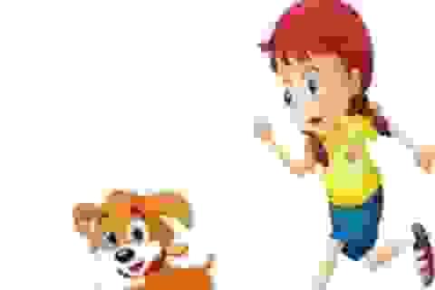 """Đáp án bài toán thú vị """"Chó nhỏ chạy thi"""""""