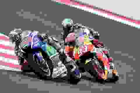 Chặng 13 MotoGP 2015: Chiến thắng đầy kịch tính của Marquez