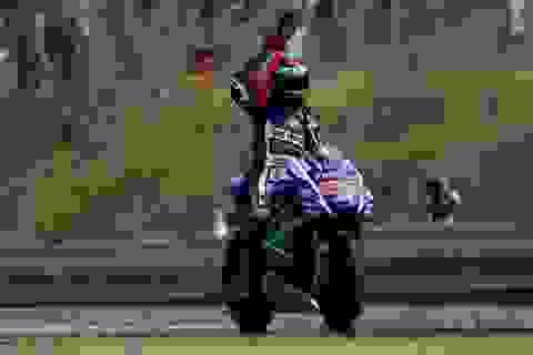 Chiến thắng dễ dàng của Jorge Lorenzo
