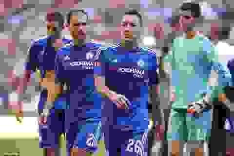 Chelsea lỡ Siêu cúp Anh: Hơn cả một trận thua