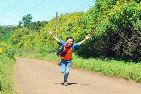 Phượt thủ nhỏ bé nhất Việt Nam