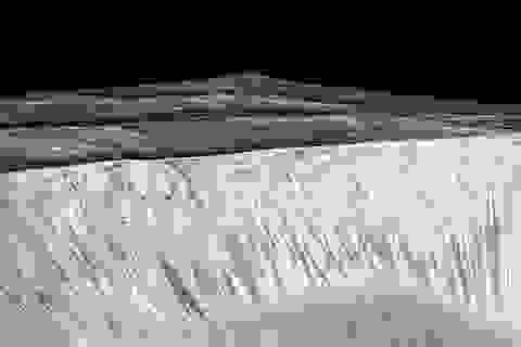 NASA tuyên bố có nước trên Sao Hỏa