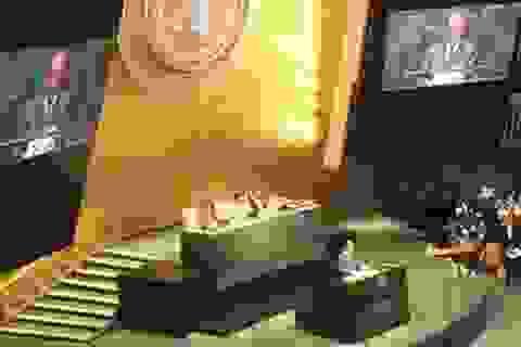 Khai mạc Hội nghị Thế giới các Chủ tịch Quốc hội lần thứ tư