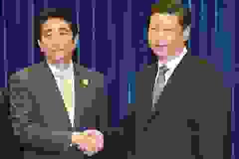 """Nhật Bản muốn tạo """"vòng vây"""" quanh Trung Quốc"""
