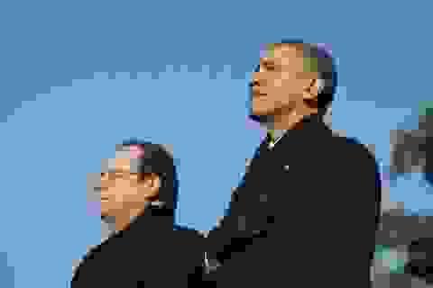 Mỹ - châu Âu có gắn kết hơn vì IS?