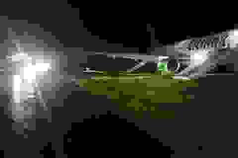 Indonesia: Máy bay chở 174 hành khách bị trượt đường băng, 3 người bị thương