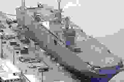 Pháp khó bán chiến hạm Mistral sau vụ hủy hợp đồng với Nga