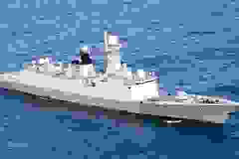 5 tàu quân sự Trung Quốc xuất hiện gần bờ biển Mỹ