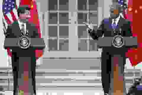 Tổng thống Obama lo ngại Trung Quốc quân sự hóa các đảo tranh chấp