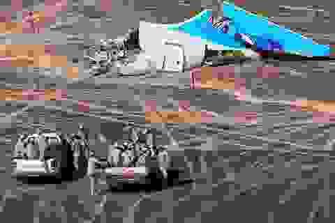 """Máy bay Nga rơi tại Ai Cập """"nhiều khả năng đã bị gài bom"""""""
